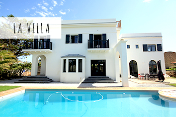 voir la villa Trinidad